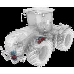 Продукция Ортлингхаус для сельскохозяйственных машин